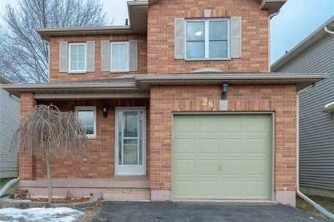 House for sale at 28 Nina Ct Cavan Monaghan Ontario - MLS: X4339899