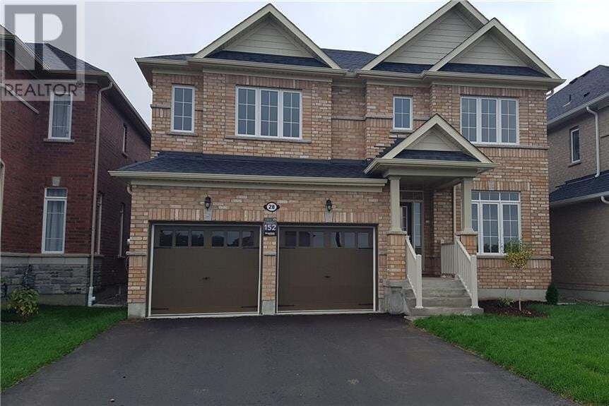 House for rent at 28 Oldham Ave Paris Ontario - MLS: 30826469