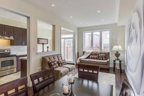 Townhouse for sale at 28 Orangeblossom Tr Brampton Ontario - MLS: W4412597