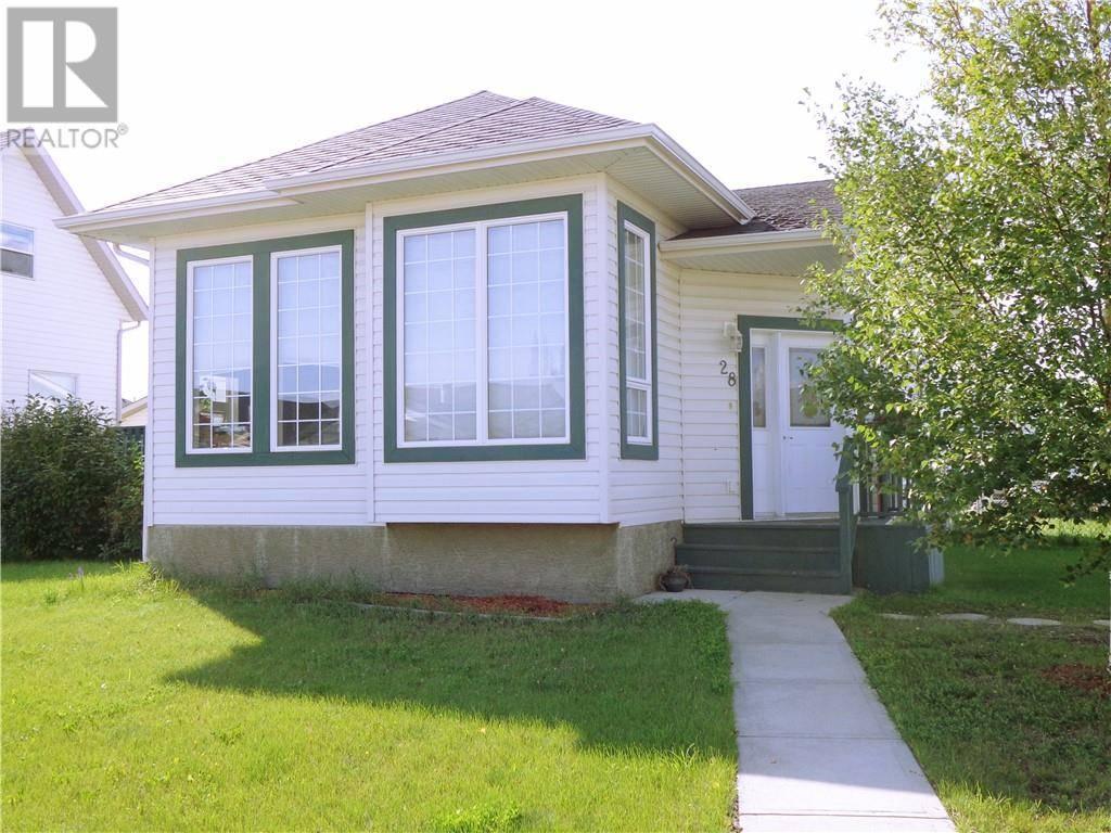 House for sale at 28 Parkside Cres Blackfalds Alberta - MLS: ca0175589