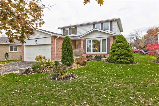 House for sale at 28 Patrician Court Bradford West Gwillimbury Ontario - MLS: N4291889