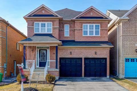 House for sale at 28 Pergola Wy Brampton Ontario - MLS: W4389174