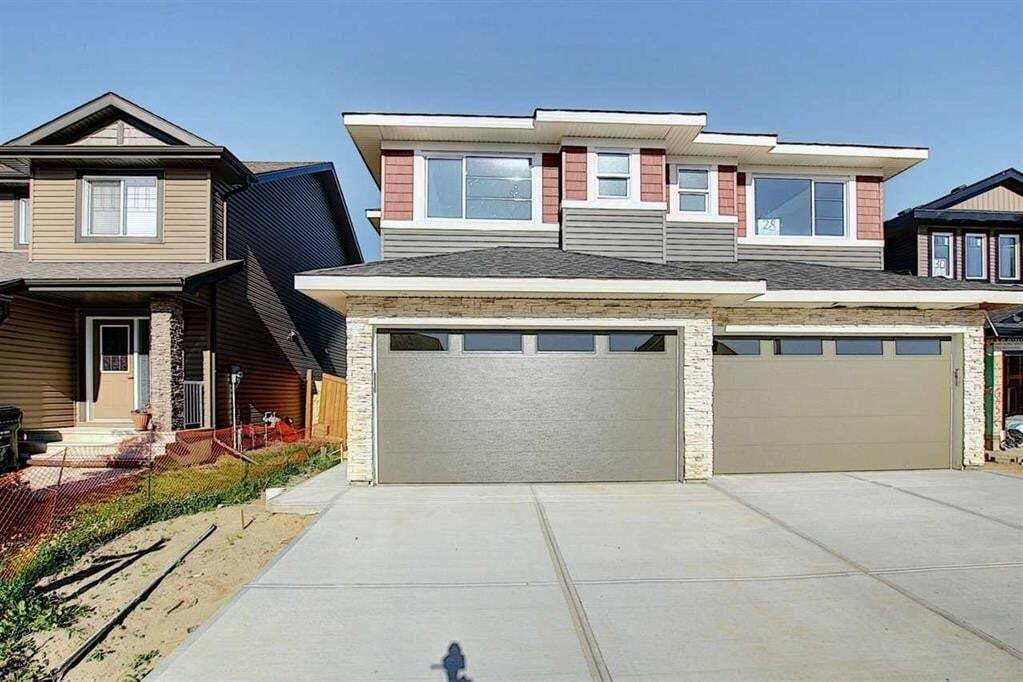 Townhouse for sale at 28 Peter St Spruce Grove Alberta - MLS: E4217645