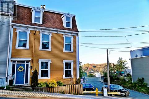 House for sale at 28 Prescott St St. John's Newfoundland - MLS: 1196138