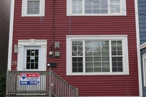 House for sale at 28 Prince Of Wales St St. John's Newfoundland - MLS: 1199496