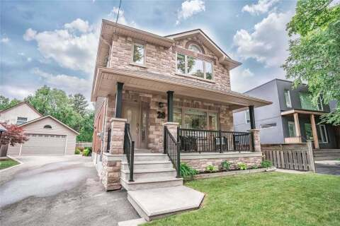 House for sale at 28 Putney Rd Toronto Ontario - MLS: W4843955