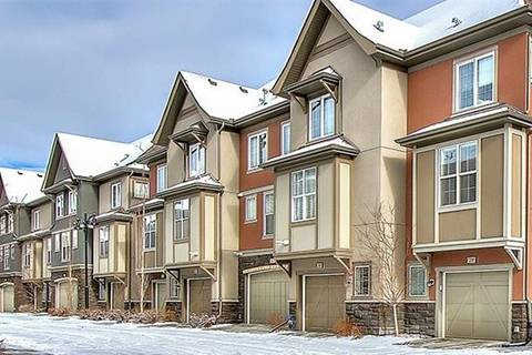 Townhouse for sale at 28 Quarry Ln Southeast Calgary Alberta - MLS: C4286691