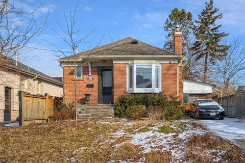 House for rent at 28 Ringley Ave Toronto Ontario - MLS: W4650198