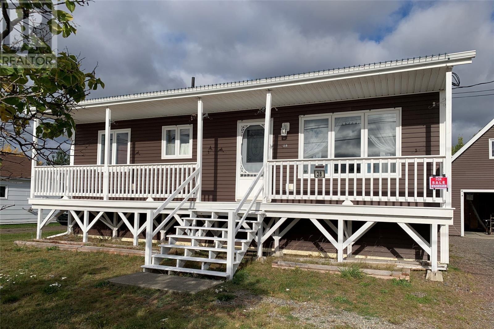 House for sale at 28 Riverside Dr Bishops Falls Newfoundland - MLS: 1222781