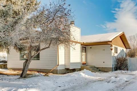 House for sale at 28 Robinson Dr Okotoks Alberta - MLS: C4279007