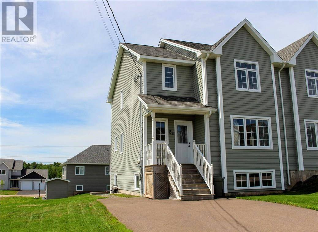 House for sale at 28 Ruby  Moncton New Brunswick - MLS: M124645