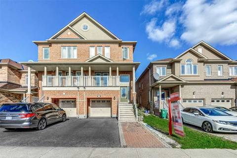 Townhouse for sale at 28 Saint Grace Ct Brampton Ontario - MLS: W4606635