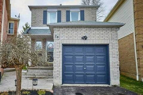 House for sale at 28 Schilling Ct Whitby Ontario - MLS: E4419744