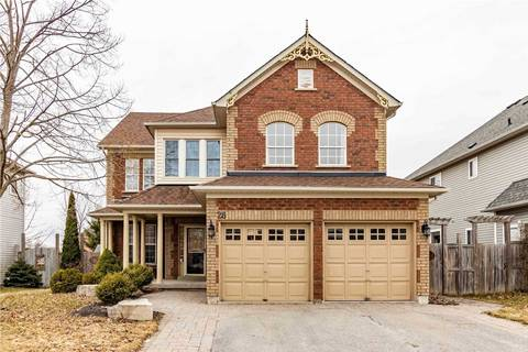 House for sale at 28 Selkirk Dr Whitby Ontario - MLS: E4733764