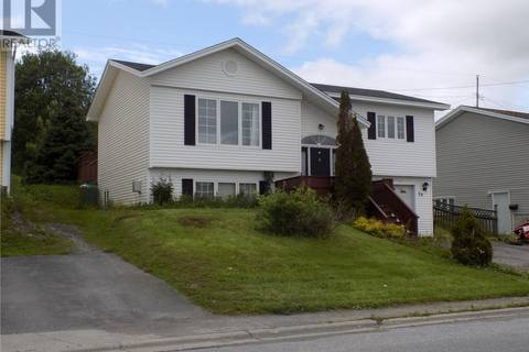 House for sale at 28 Shamrock Cres Corner  Brook Newfoundland - MLS: 1199210