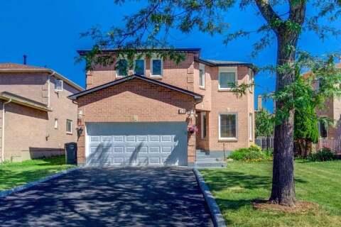 House for sale at 28 Smye Ct Brampton Ontario - MLS: W4817460