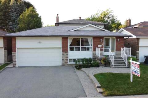 House for sale at 28 Stainforth Dr Toronto Ontario - MLS: E4867828