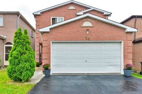 House for sale at 28 Stanwell Dr Brampton Ontario - MLS: W4606339