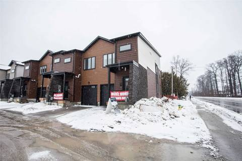 Townhouse for sale at 28 Stonehart Ln Barrie Ontario - MLS: S4676092