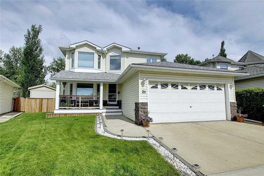 House for sale at 28 Sunridge Cr NW Sunridge, Airdrie Alberta - MLS: C4303557