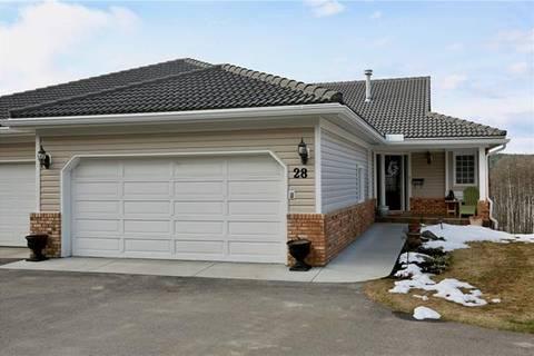 Townhouse for sale at 28 Sunrise Wy Priddis Greens Alberta - MLS: C4243306