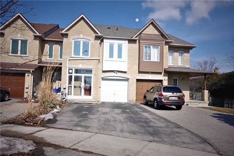 Townhouse for sale at 28 Sunway Sq Markham Ontario - MLS: N4422602