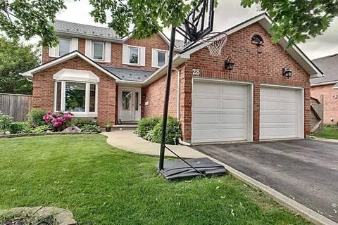House for sale at 28 Tassie Ln Cambridge Ontario - MLS: X4497927