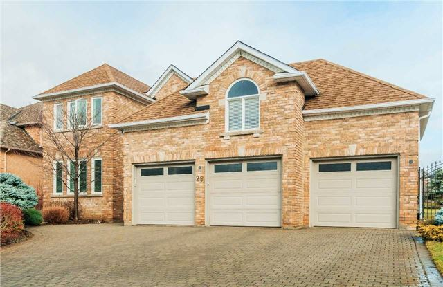 Removed: 28 Thomson Creek Boulevard, Vaughan, ON - Removed on 2018-04-24 05:45:37