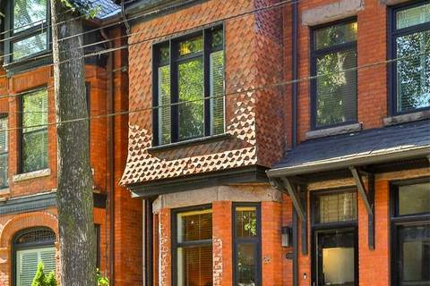 Townhouse for sale at 28 Tranby Ave Toronto Ontario - MLS: C4572360