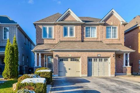 Townhouse for sale at 28 Tuscana Blvd Vaughan Ontario - MLS: N4631435
