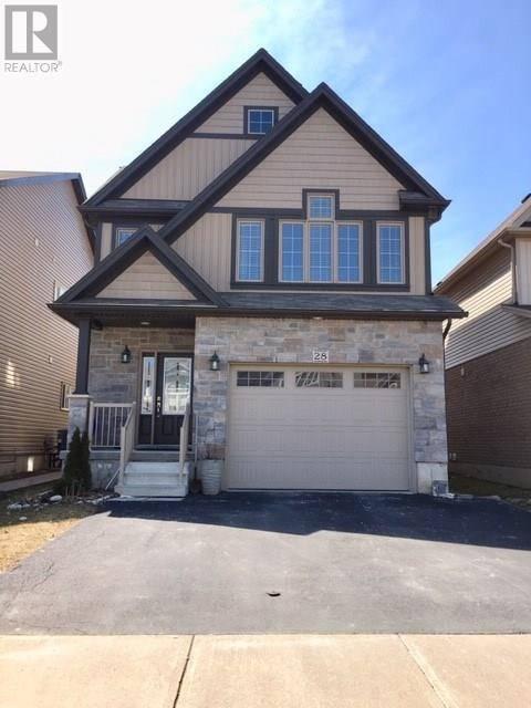 House for sale at 28 Upper Mercer St Kitchener Ontario - MLS: 30723586