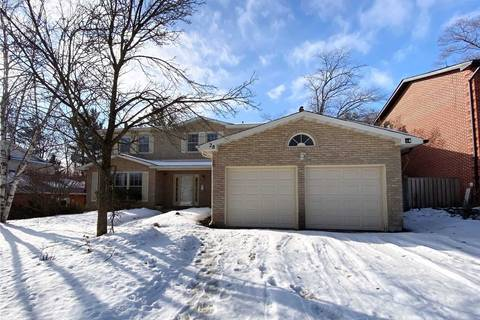 House for sale at 28 Valley Dr Barrie Ontario - MLS: S4550484