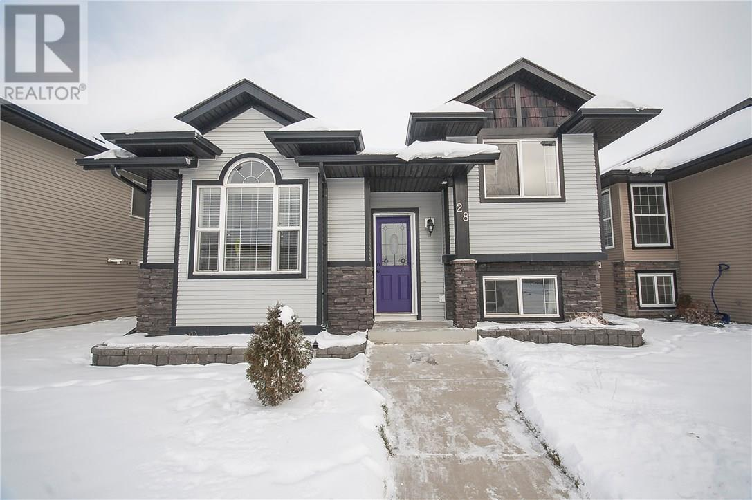 For Sale: 28 Vanson Close, Red Deer, AB | 4 Bed, 3 Bath House for $337,900. See 30 photos!