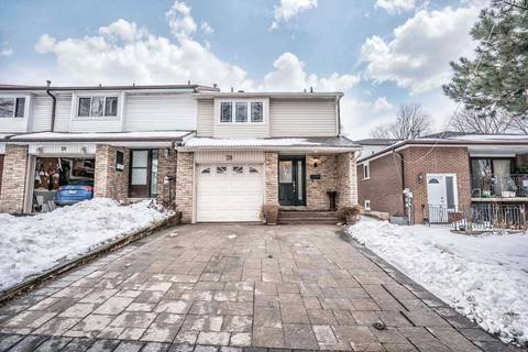 Townhouse for sale at 28 Verne Cres Toronto Ontario - MLS: E4695607