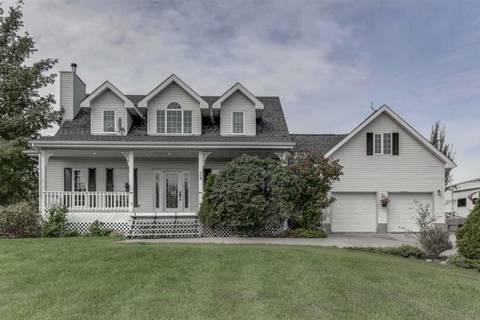 House for sale at 28 Vista Wy Rural Sturgeon County Alberta - MLS: E4148546