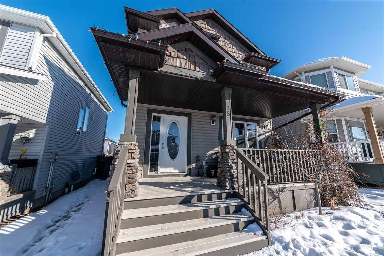 House for sale at 28 Vivian Wy Spruce Grove Alberta - MLS: E4188648