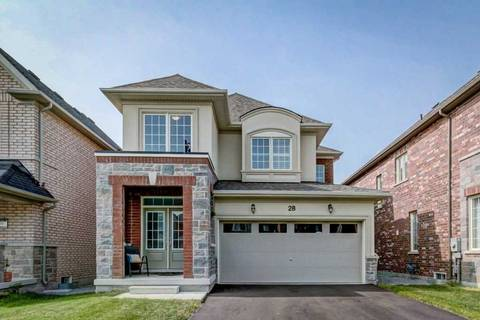 House for sale at 28 Walter English Dr East Gwillimbury Ontario - MLS: N4514365