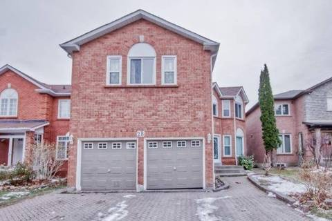 House for sale at 28 Wandering Tr Toronto Ontario - MLS: E4734507