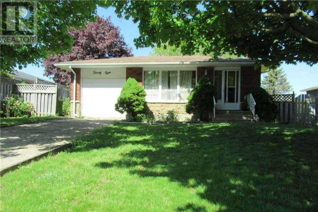 House for sale at 28 Warren Cres St. Thomas Ontario - MLS: 261457