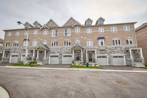 Townhouse for sale at 28 Waterstone Wy Whitby Ontario - MLS: E4657683