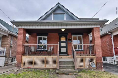 House for sale at 28 Webber Ave Hamilton Ontario - MLS: X4415640