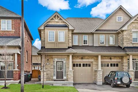 Townhouse for sale at 28 Wellman Cres Caledon Ontario - MLS: W4409069