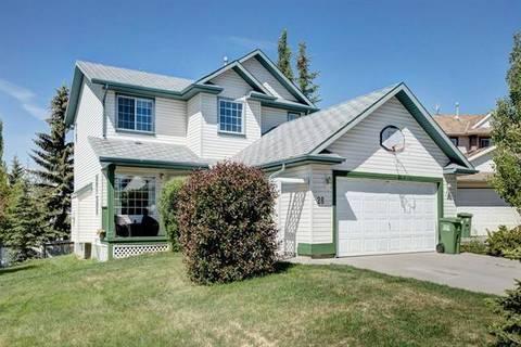 House for sale at 28 West Terrace Cs Cochrane Alberta - MLS: C4273528