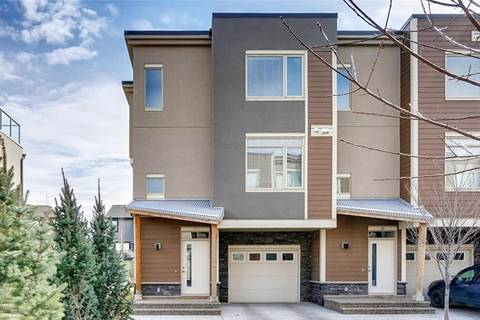 Townhouse for sale at 28 Westpark Common Southwest Calgary Alberta - MLS: C4238640