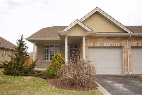 Townhouse for sale at 28 Willowlanding Ct Welland Ontario - MLS: X4409044