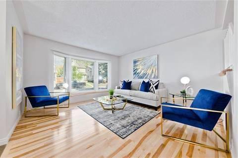 House for sale at 28 Woodglen Gr Southwest Calgary Alberta - MLS: C4270497