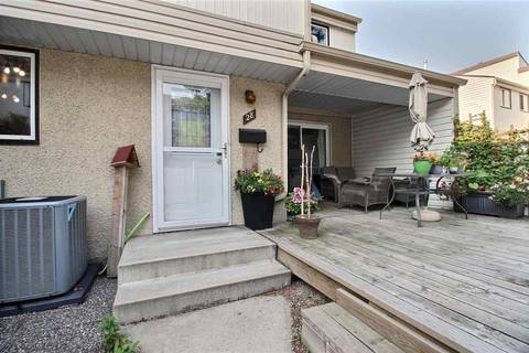Townhouse for sale at 28 Woodvale Vg  Nw Edmonton Alberta - MLS: E4141603