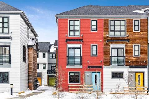 Townhouse for sale at 280 Walden Path Southeast Unit 280 Calgary Alberta - MLS: C4292010