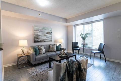 Condo for sale at 3 Everson Dr Unit 280 Toronto Ontario - MLS: C4555087