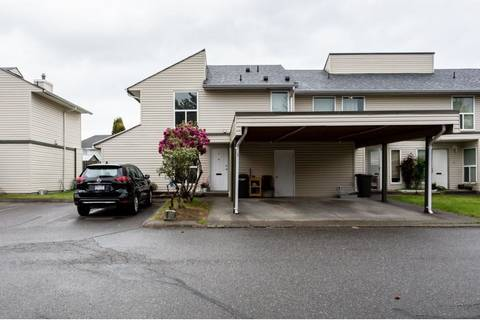 Townhouse for sale at 32550 Maclure Rd Unit 280 Abbotsford British Columbia - MLS: R2372274